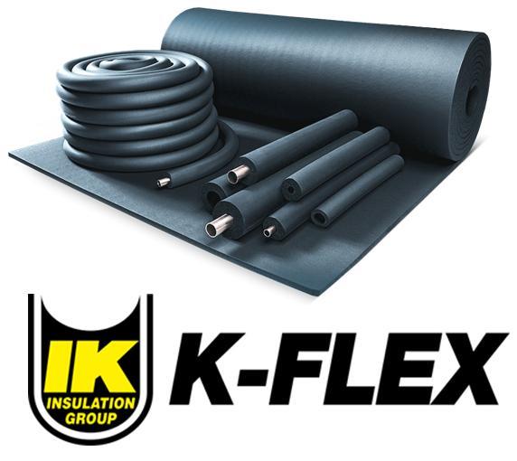 Вспененный каучук K-FLEX