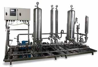 Промышленные фильтры для вина