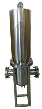 Держатели фильтрующих элементов для газов