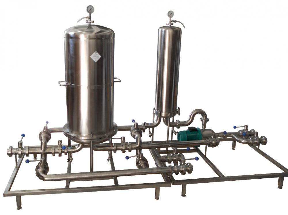 Фильтры для пива промышленные