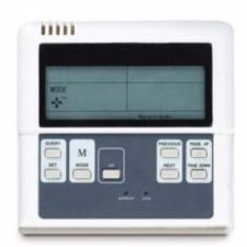 Опциональный проводной пульт управления (в комплекте с проводом). Применяется для управления кассетными, канальными и напольно-потолочными блоками.
