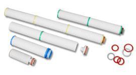 Глубинные фильтрующие элементы ЭКОПЛАСТ-PE марки ЭФП-101-G на основе сверхвысокомолекулярного полиэтилена